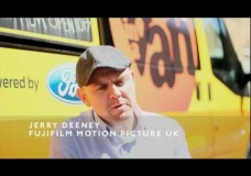 Interview: Jerry Deeney, Fujifilm Shorts