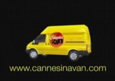 Cannes in a Van '07: Episode 1