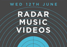 12.06.13 Screen Social:The Radar Music Video Mix