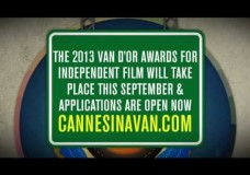 Enter the Van d'Or Independent Film Awards 2013