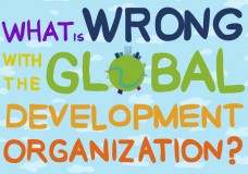 STUDENT FILM MONTH: What is Wrong With The Global Development Organisation? dir. Monika Dzicowicz (2013)