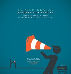 09.04.14 Screen Social: STUDENT FILM SPECIAL