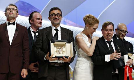 Nuri Bilge Ceylan wins Palme d'Or